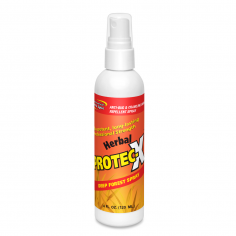 Herbal ProtecX 4 fl oz front label