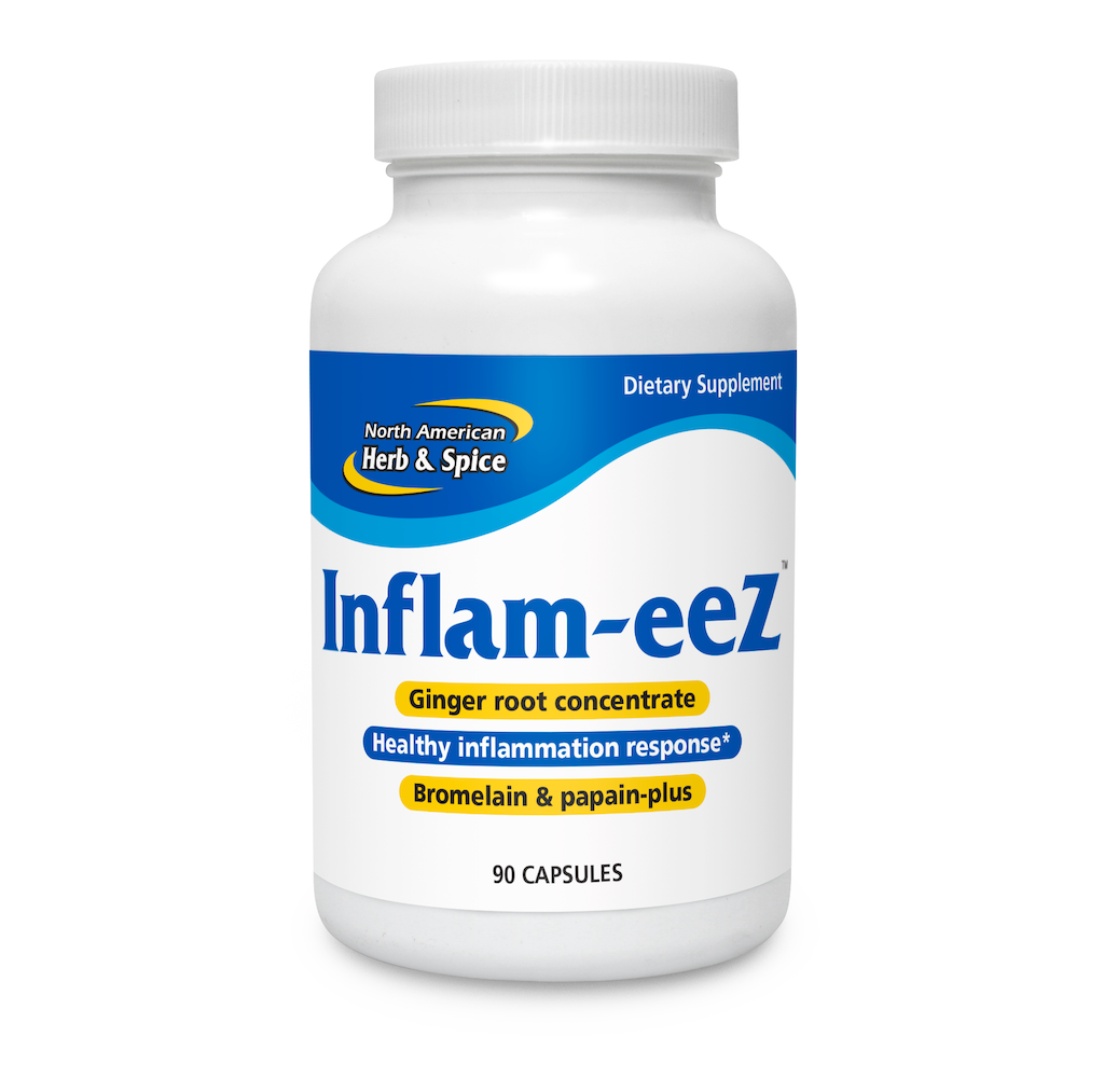 Inflam-eez 90 capsules front label