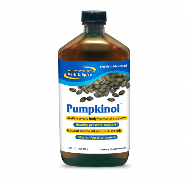 Pumpkinol 12oz front label